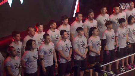 WWE送葬者vs大秀哥