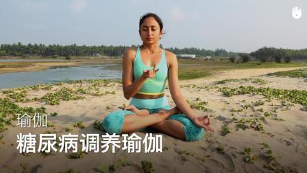 sikana瑜伽教程: 糖尿病调养瑜伽, 能有效预防和减缓糖尿病症状