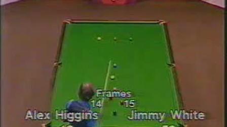 1982年斯诺克世锦赛半决赛经典进攻