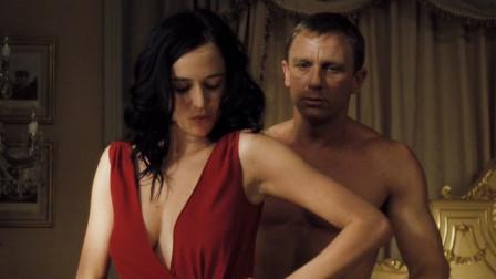 最美邦女郎,就算是007也过不了她这一关,一部动作冒险电影