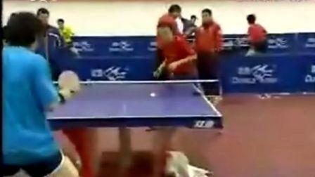 刘国正:从乒乓球运动员到助理教练