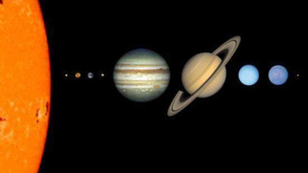 太阳系最大行星是木星,宇宙中最大的行星,直径是它的7倍!