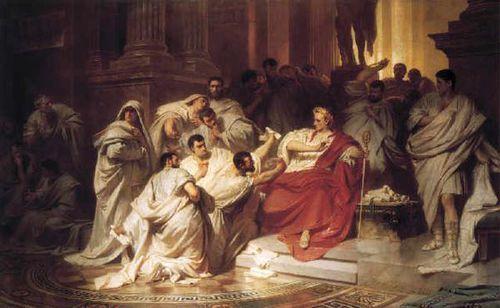 竟是凯撒大帝带起了穿丝绸的时尚潮流!