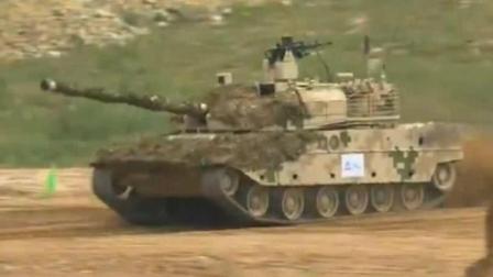 军事科技: VT5轻型坦克首次动态亮相, 号称移动的堡垒