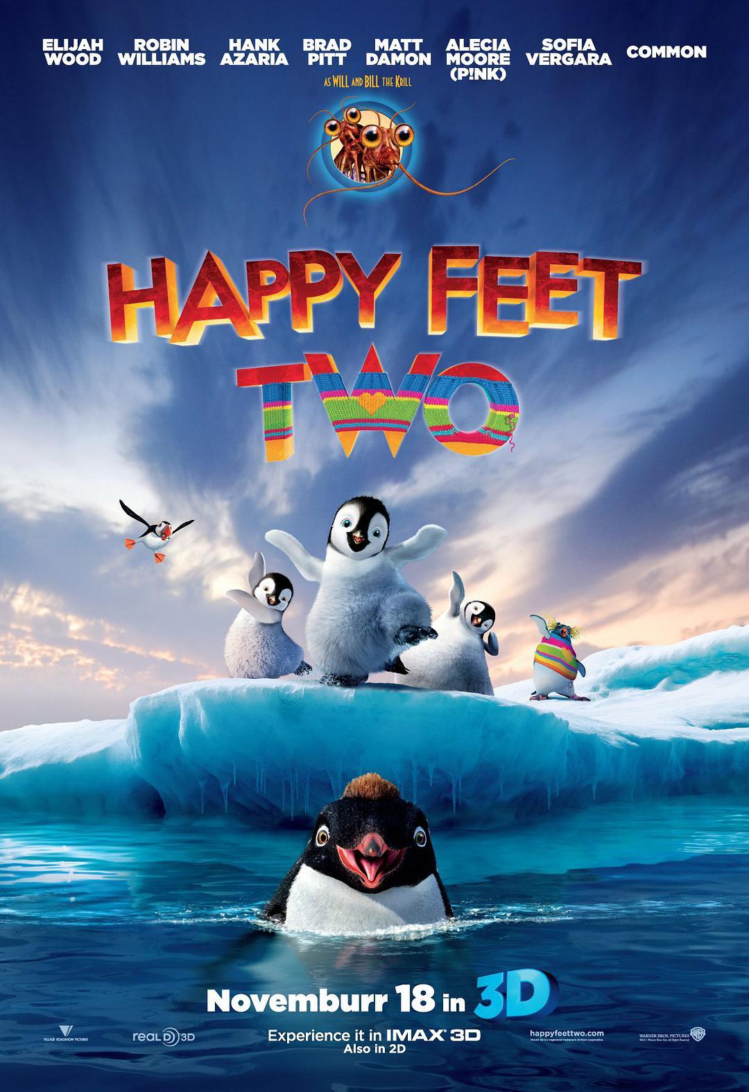 快乐的大脚电影中文_快乐的大脚2-电影-高清在线观看-百度视频