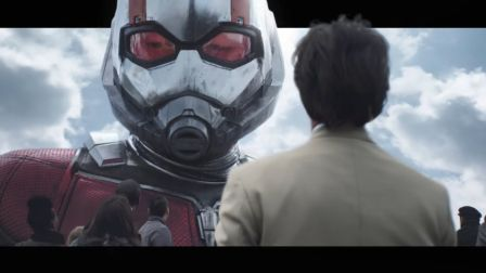 【猴姆独家】酷!《蚁人2:黄蜂女现身》曝光IMAX电视预告片!