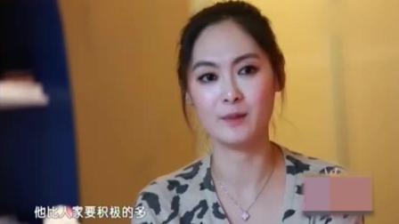 三德子赵亮老婆首次曝光, 当模特比老公高一头, 看完笑了又想哭