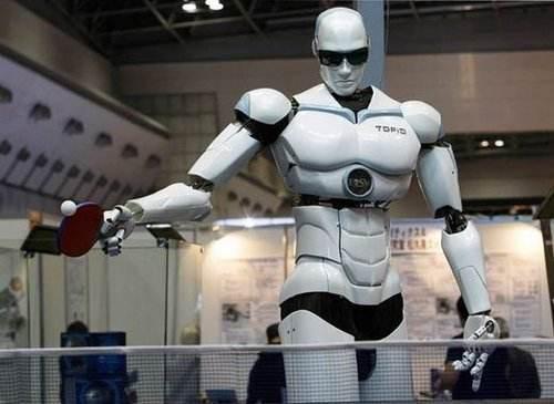 机器人越来越强大,颤抖吧,愚蠢的人类!