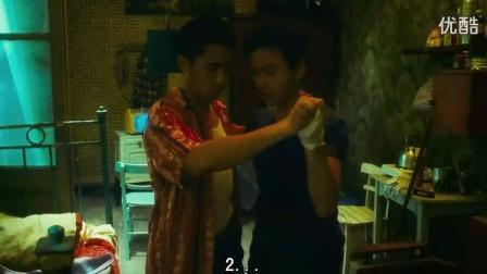 春光乍泄-张国荣与梁朝伟跳舞