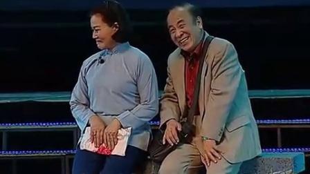河南豫剧戏曲小品《新版月下相会》:任宏恩 汤玉英_高清