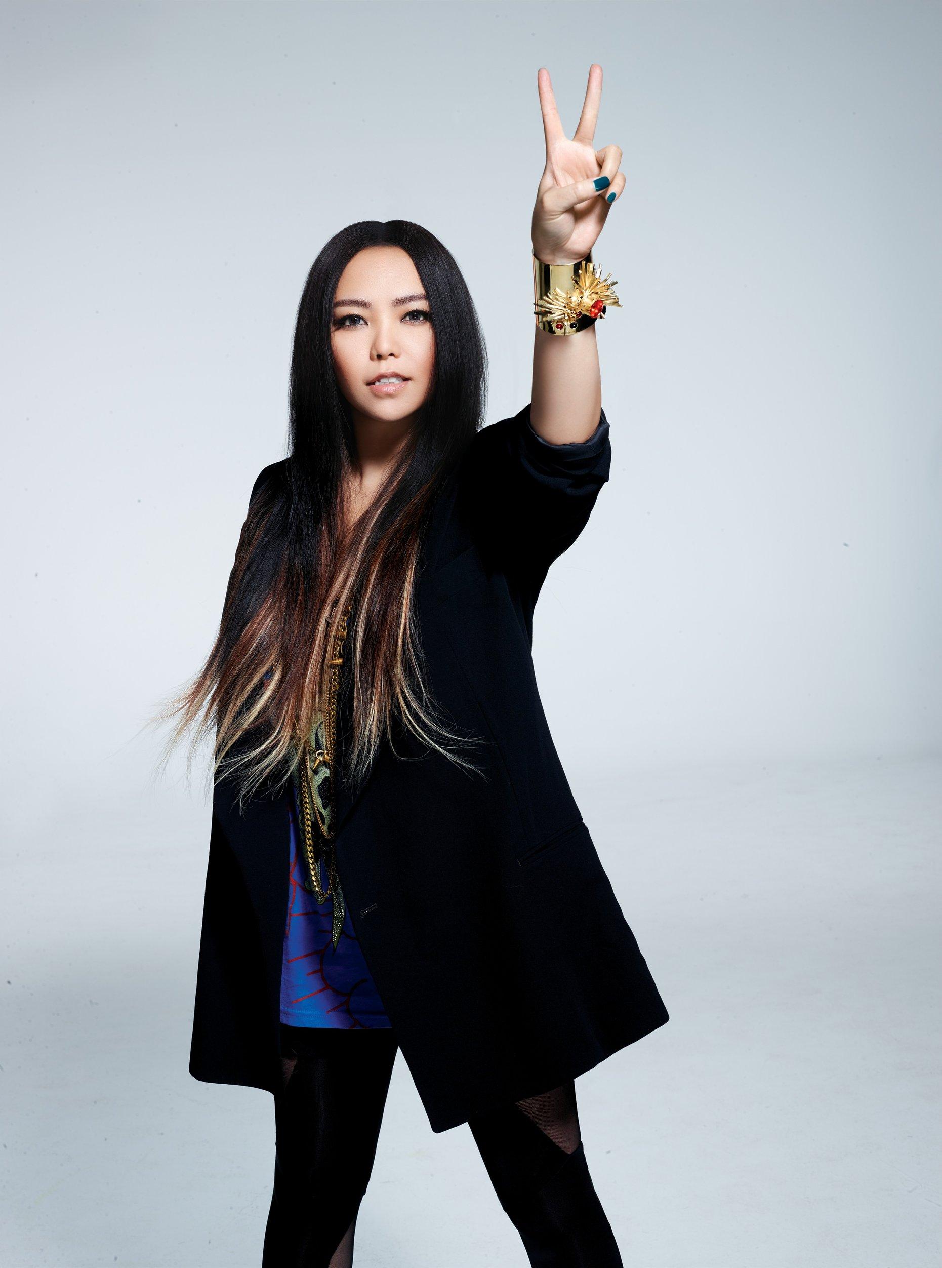 中国好声音第二季张惠妹组