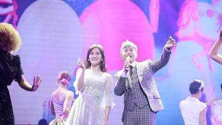 20181014张杰成都演唱会—第一夫人&花手绢&秋天的童话