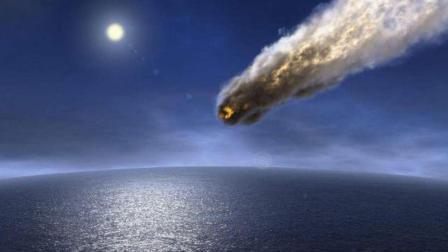 假如小行星撞击地球, 落在海里比较好? 专家这么解释!