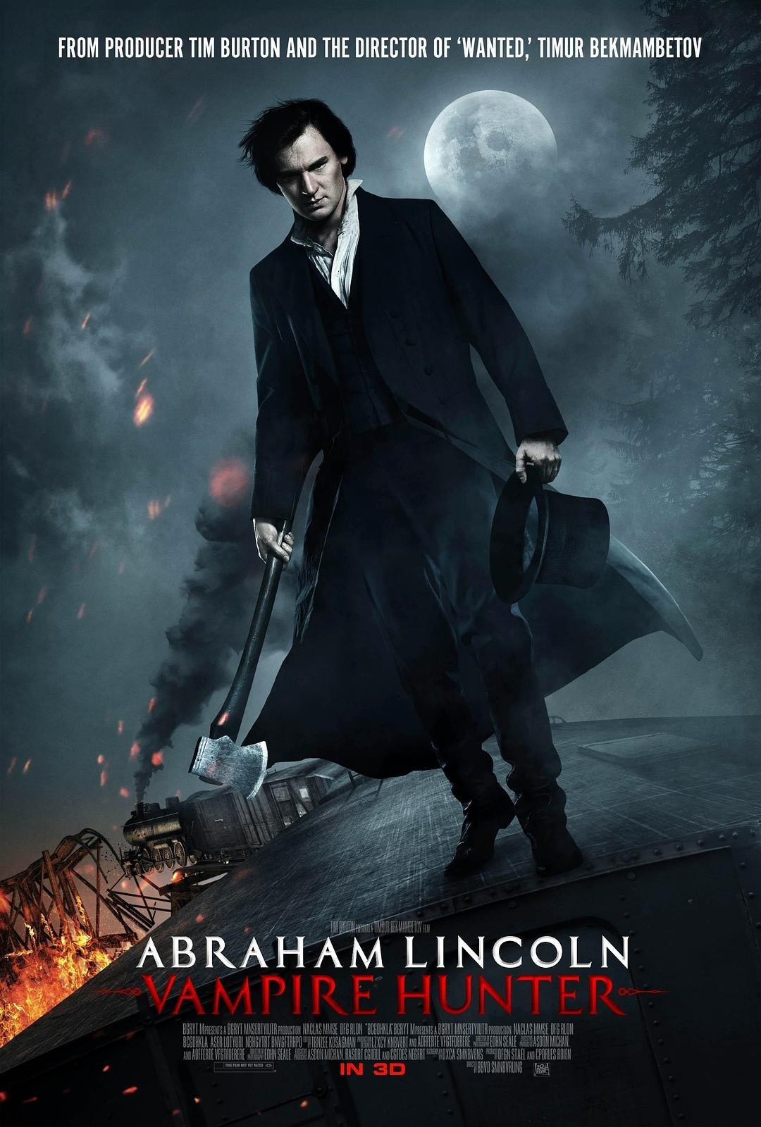 亚伯拉罕·林肯(吸血鬼猎人)