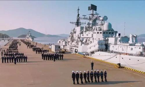 微视频:我是中国军人   我是美好生活的守护者