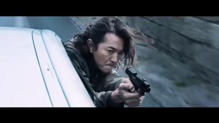 《黄金兄弟》片段:郑伊健陈小春疯狂追车大战