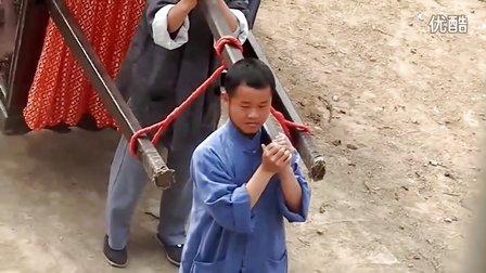 电视剧《五台山抗日传奇之女妮排》片段