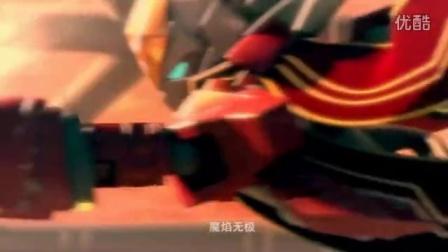 【萌叔叔的游戏屋】奥拉星:进击圣殿游戏开场视频