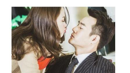 《如懿传》霍建华求婚周迅甜蜜吻戏片段