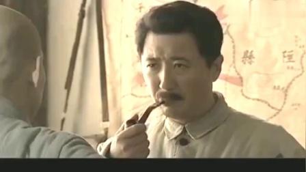 贺师长奉命移师晋察冀根据地,吕正操司令员舍不得贺师长走