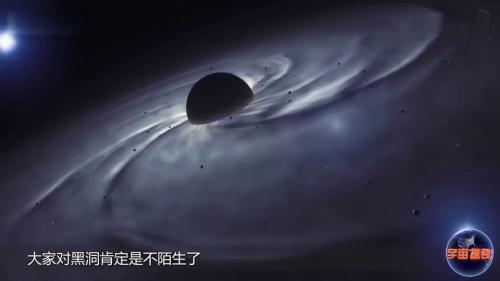 宇宙中最大的黑洞, 或已吃掉它所在星系, 银河系也有这隐患!