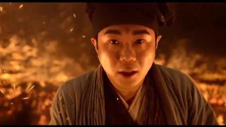 黄晓明客串《奇门遁甲》与大鹏飙戏,出场不过1分钟