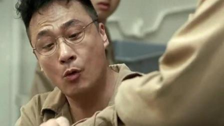 吴镇宇刚进监狱就如此嚣张,这气场把周围的黑老大都震住了