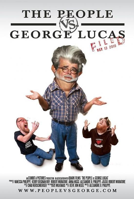 人人都恨乔治·卢卡斯