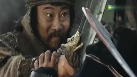 《战神纪》铁木真父亲和忽出鲁,争夺草原霸主