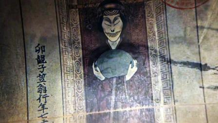《古墓丽影2:源起之战》精彩片段,神秘古墓