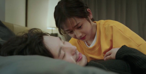 《蓬莱间 》-第11集精彩看点 林夏照顾喝醉的白起