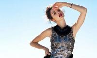 性感超模盖尔·加朵豪放演绎Castro时尚大片