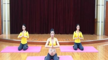 孕妇瑜伽视频教程