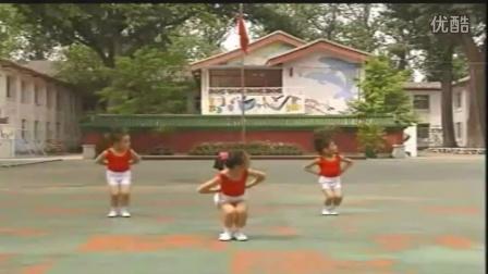 【我们80后】第二套全国幼儿广播体操:世界真美好