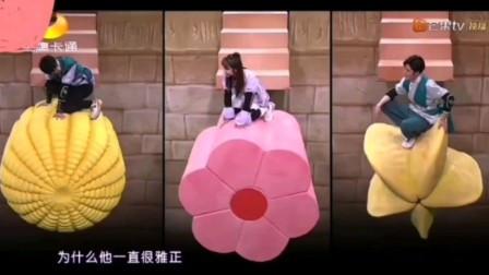 陈情令剧组蓝大刘海宽,师姐宣璐,还有江澄那个演员(汪卓成)挑战滚轴密室【疯狂的麦咭】