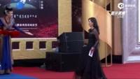 金鸡奖《战狼2》女主卢靖姗亮相红毯