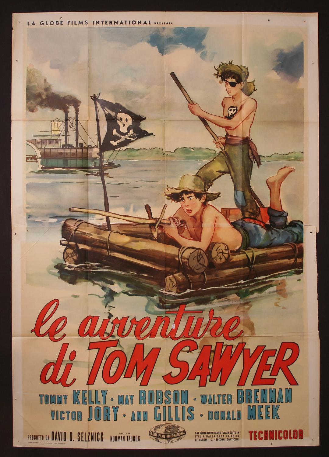 汤姆历险记 1938版
