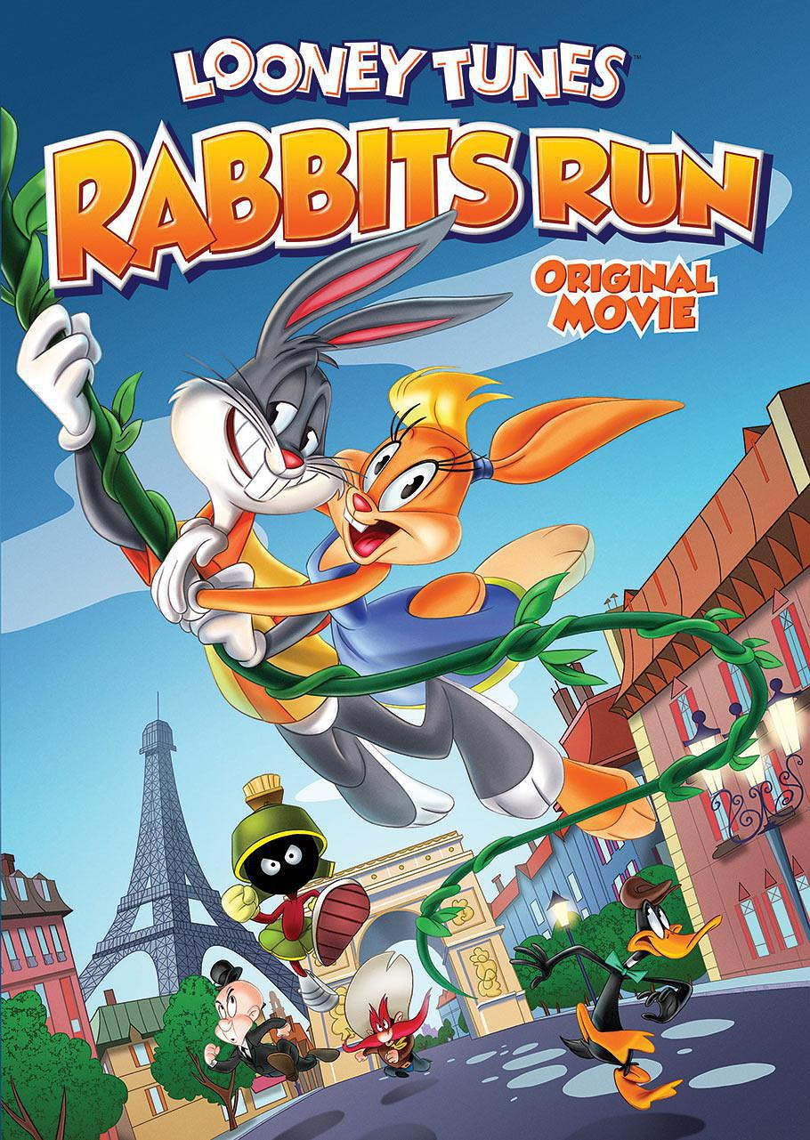 兔八哥(兔子快跑)