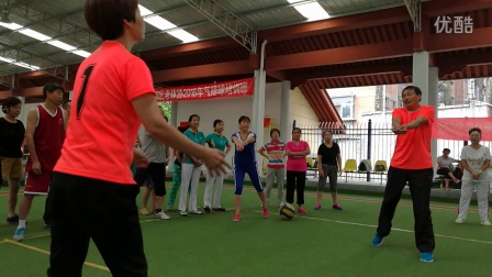 气排球培训辅导教学视频