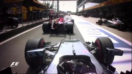 2016年F1上海站