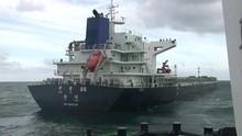 《舰在亚丁湾》拍摄花絮 战风斗浪