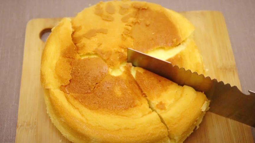 做蛋糕,不用烤箱,教你新做法,松软香甜,一次就成功!