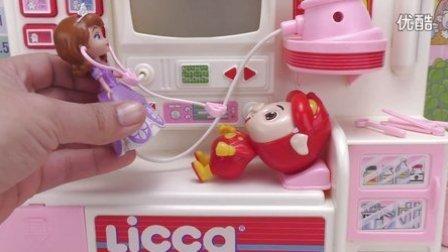 奇奇和悦悦的玩具全集1