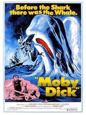 白鲸记 1956版