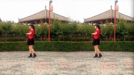 红豆广场舞《花儿哪有阿妹俏》编舞:雪妹舞翩翩