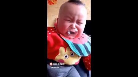 火山小视频之儿童搞笑篇2