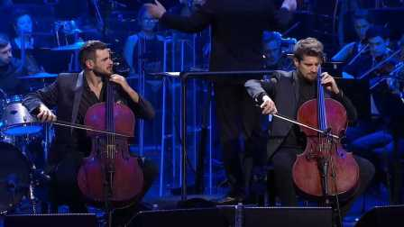 2CELLOS悉尼歌剧院现场串烧演奏权力的游戏主题音乐