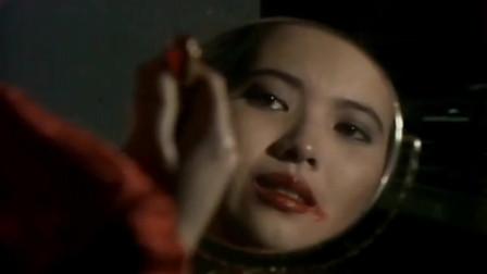 义不容情:蓝洁瑛演最美死囚,活活被绞死太惨了,黄日华哭到不行