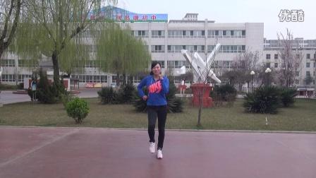 奔跑吧兄弟团体操教学视频