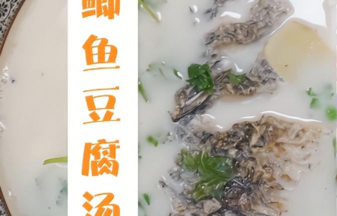 """炖鲫鱼豆腐汤时,学会""""这几招"""",汤鲜味美又浓白"""